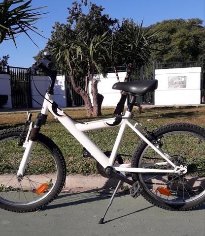 Bicicleta Btt 20 Pulgadas Niño