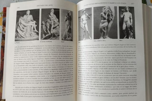 HISTORIA DEL ARTE,  ED. ILUSTRADA.  1 TOMO - foto 3