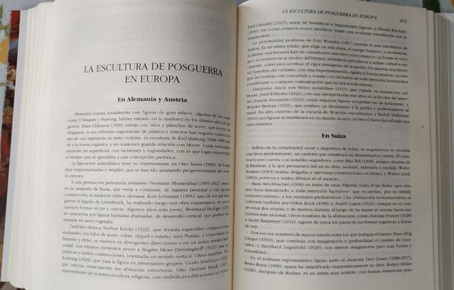 HISTORIA DEL ARTE,  ED. ILUSTRADA.  1 TOMO - foto 4