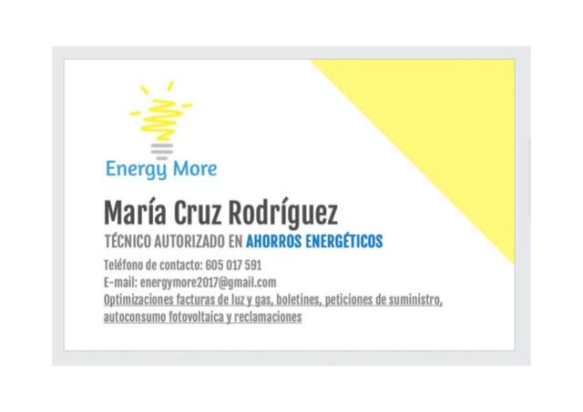 TÉCNICO AUTORIZADO AHORROS ENERGETICOS - foto 1