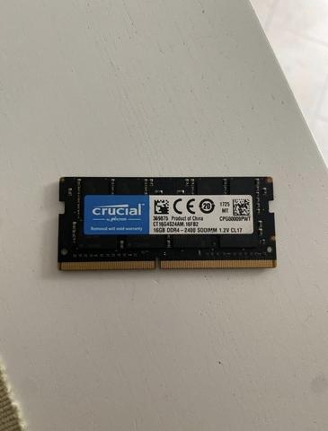 MEMORIA IMAC DDR4 2400 16GB - foto 1