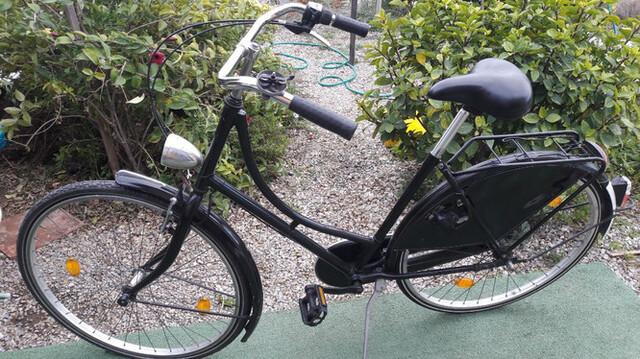 Bicicleta Urbana Hollandesa