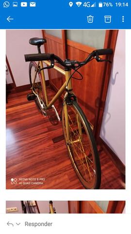 Venfo Bicicleta Urbana.
