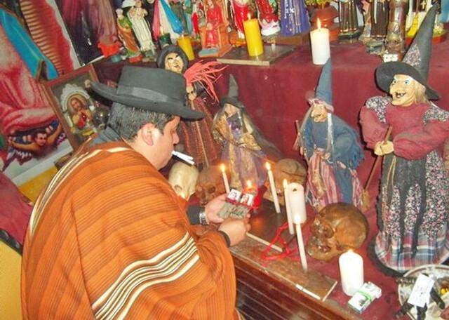 AMARRES Y RITUALES VUDÚ INDIO IGNACIO - foto 1