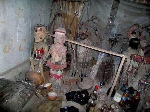 AMARRES Y RITUALES VUDÚ INDIO IGNACIO - foto 5