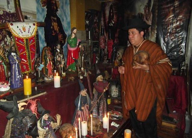 AMARRES Y RITUALES VUDÚ INDIO IGNACIO - foto 9