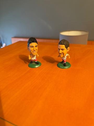 Muñecos Jugadores Real Madrid