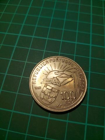 Azores Moneda