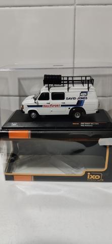 Ford Transit Mk2 1979 Ixo