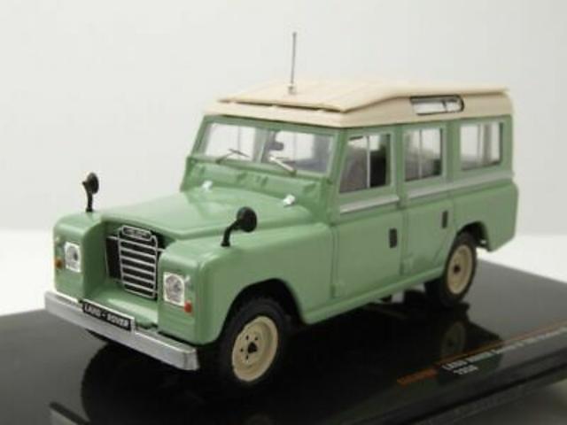 Land Rover 109 Serie 2 Ixo