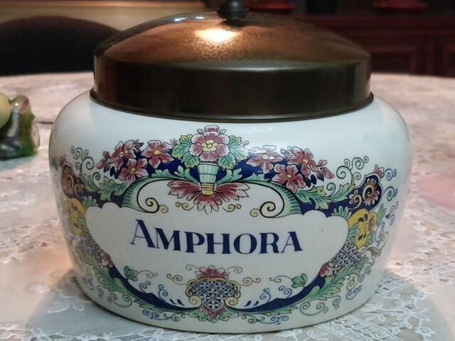 Jarra De Tabaco Amphora.