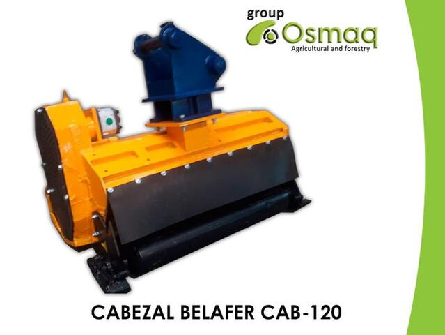 CABEZAL TRITURADOR BELAFER CAB-120 - foto 1