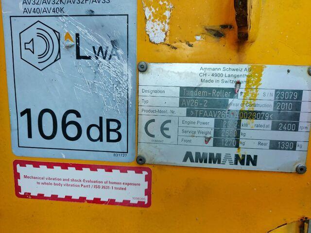 AMMANN AV26-2 - foto 8