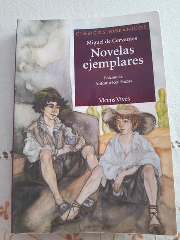 NOVELAS EJEMPLARES MIGUEL DE CERVANTES - foto 1