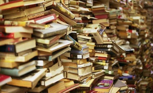 Recogida De Libros A Domicilio