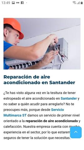 REPARACION AIRE ACONDICIONADO. .  - foto 1