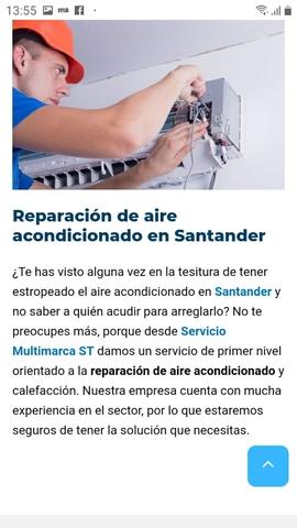 REPARACION AIRE ACONDICIONADO. .  - foto 2