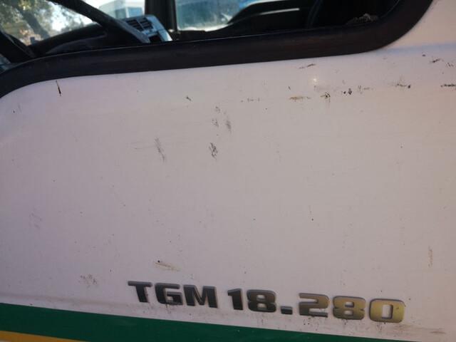 EJE TRASERO MAN TGX 280 - foto 1