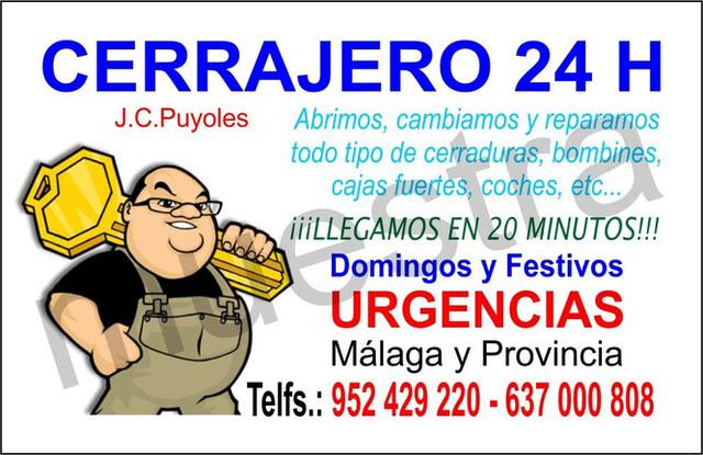 CERRAJERO MALAGA - foto 1