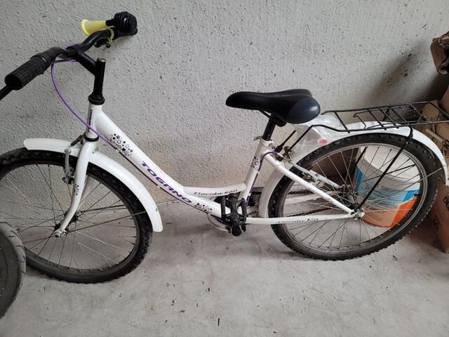 """Bicicleta De Paseo De 24"""""""