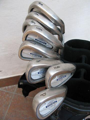 Palos De Golf Callaway+3 Maderas+Bolsa+C