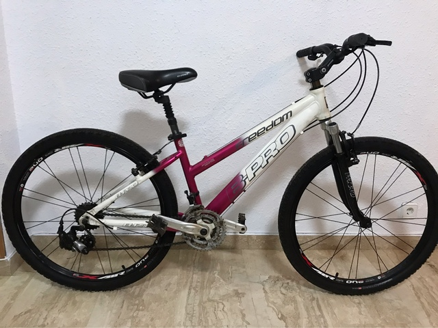 Bici Montaña Mujer Talla 26 Aluminio