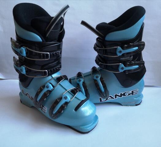 Botas Esquí Infantil