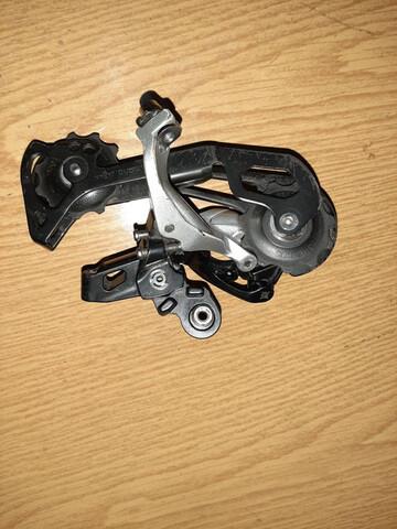 Cambio Trasero Shimano Xt 10V