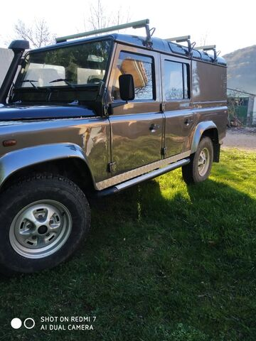 LAND-ROVER - DEFENDER - foto 3