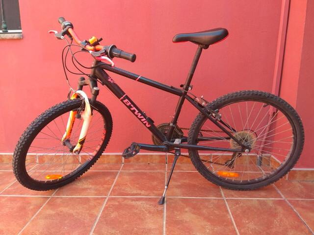 Bicicleta De Montaña Niños 24 Pulgadas.