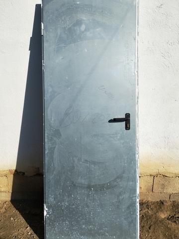 Puerta Galvanizada