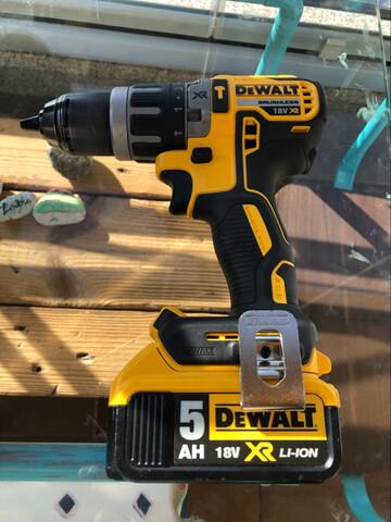 Atornillador Dewalt Dcd796P2-Qw 18V
