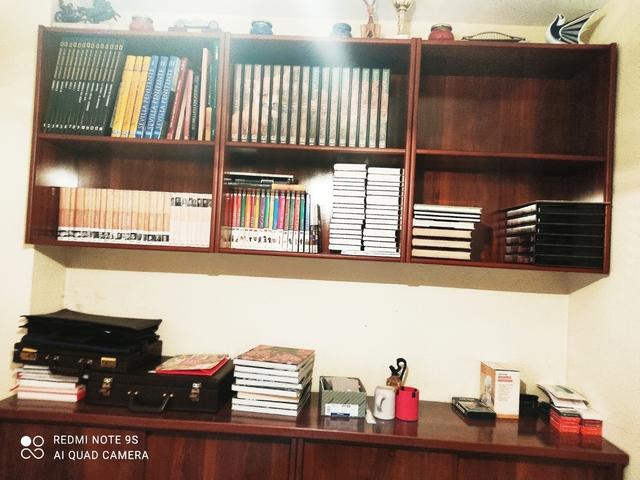 MUEBLE BAJO DE OFICINA Y ESTANTERÍA - foto 2