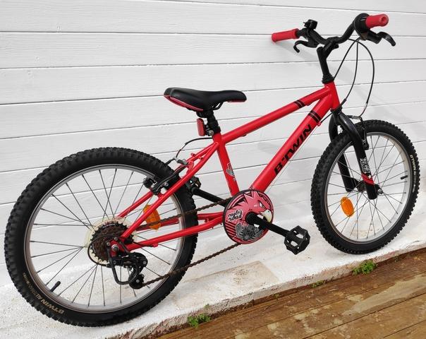 Bici Para Niño De 6 - 10Años 20 Pulgadas