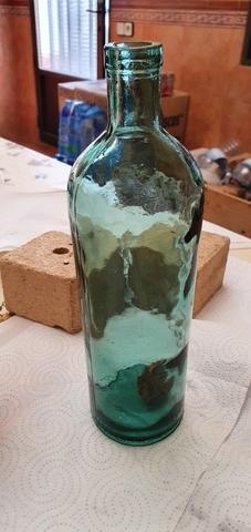 Busco Asesoramiento Botellas Antiguas