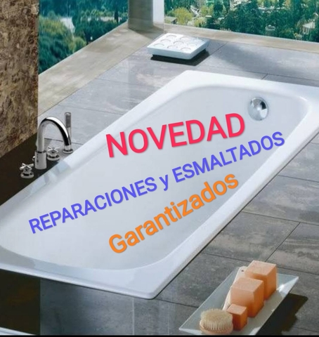 REPARACIONES DE BAÑERAS,  ESMALTADOS - foto 3