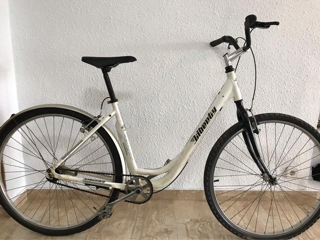 """Bici Paseo Contrapedal 28"""" Aluminio"""