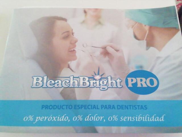 BLEACHBRIGHT BLANQUEADOR DENTAL - foto 3