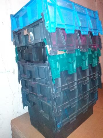 Cajones De Plástico