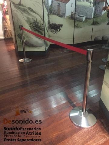 POSTES SEPARADORES PARA CLÍNICAS - foto 7