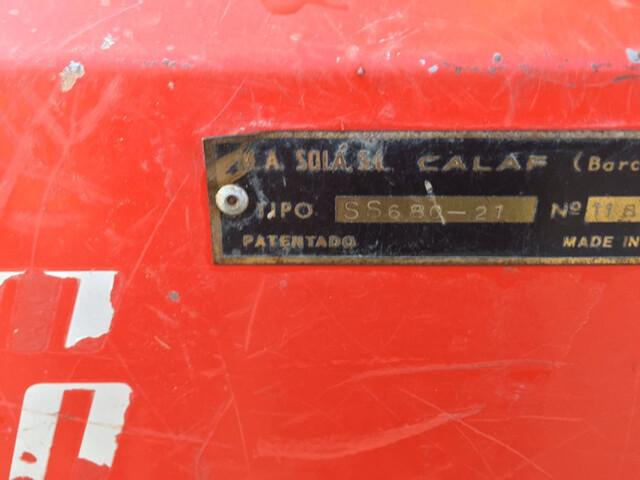 SEMBRADORA SOLA SUPERSEM 680/21 - foto 7