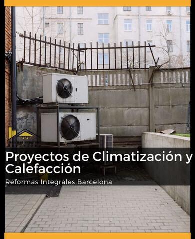 PROYECTOS DE CLIMATIZACIÓN Y CALEFACCIÓN - foto 1