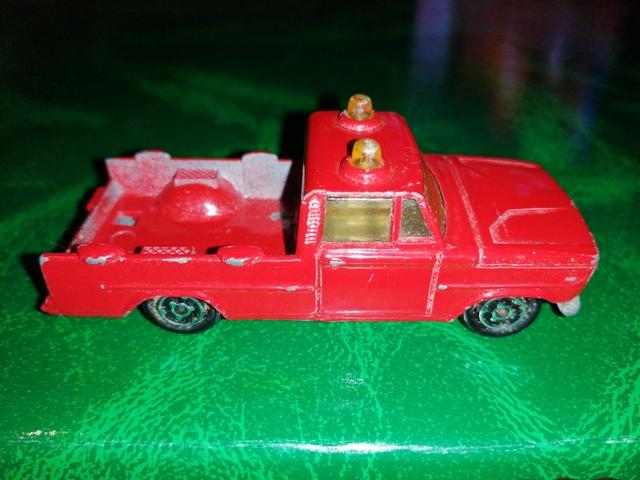Dodge Pickup Majorette