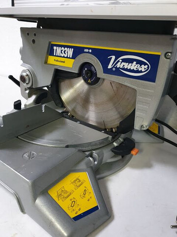 Virutex Tm33W Tronzadora-Ingletadora