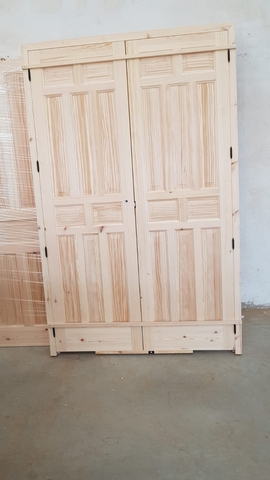 Puertas De Pino De Interior
