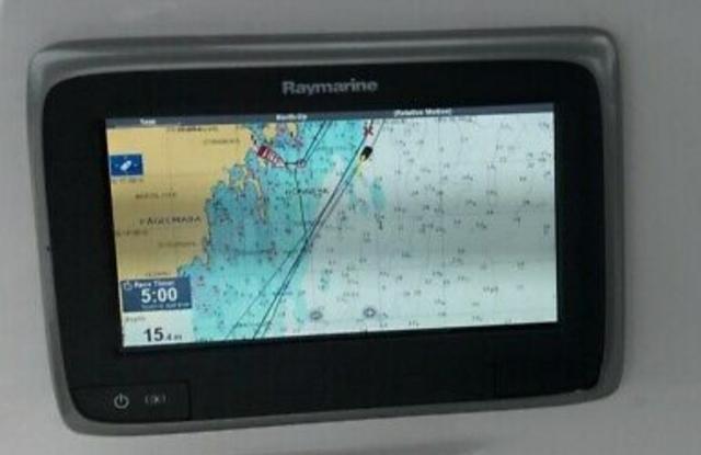RAYMARINE A75 GPS PLOTTER WIFI - foto 2