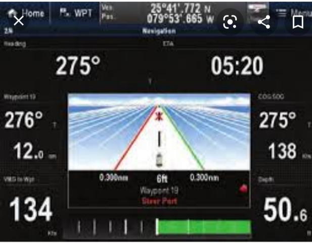 RAYMARINE A75 GPS PLOTTER WIFI - foto 4