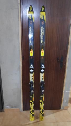 Tablas De Esquí Rossignol