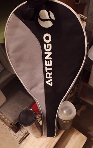Raqueta Tenis Y Funda