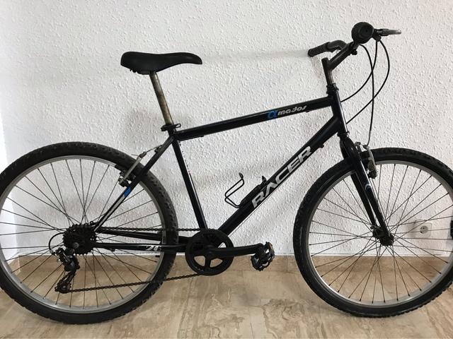 """Bici Montaña Racer 26"""" Talla M"""